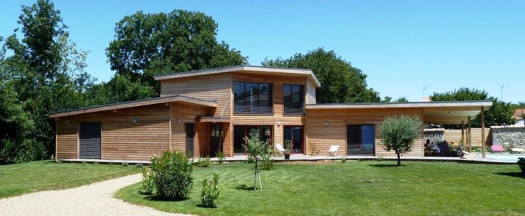 image maison en bois