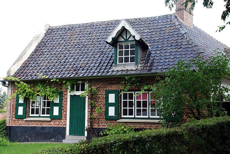 superbe maison flamande