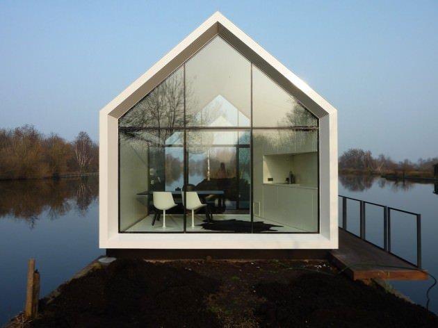 modèle maison modulaire