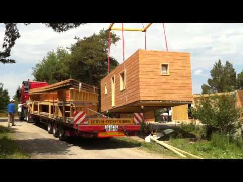 exemple maison modulaire