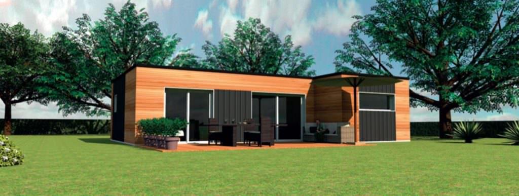 photographie maison modulaire