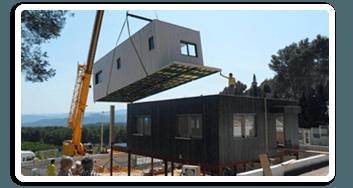 Maison modulaire top maison - Constructeur maison modulaire ...