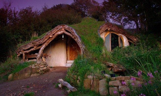 modèle maison nature
