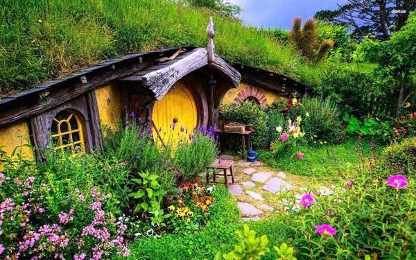 Maison nature