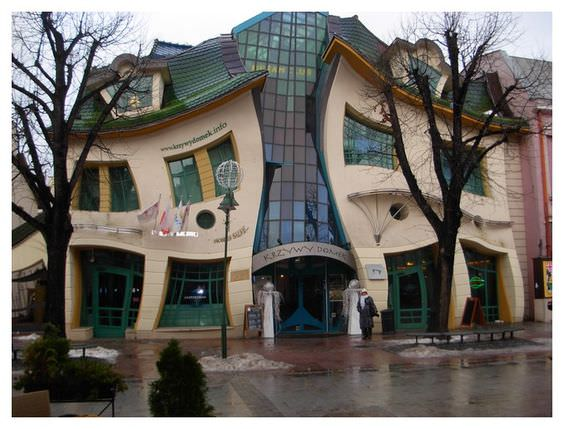 exemple maison originale
