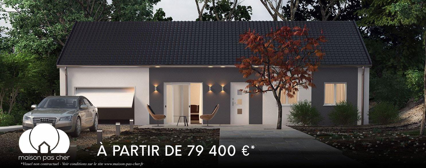Construction maison pas cher 5 chambres maison moderne for Site decoration maison pas cher