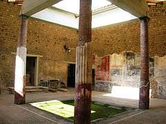 visualiser maison romaine
