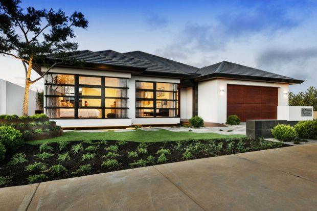 exemple maison zen