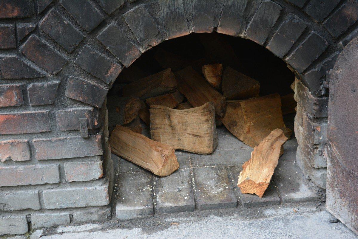 vieux cheminée