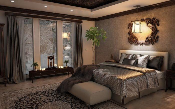 éclairage décoration d'intérieur