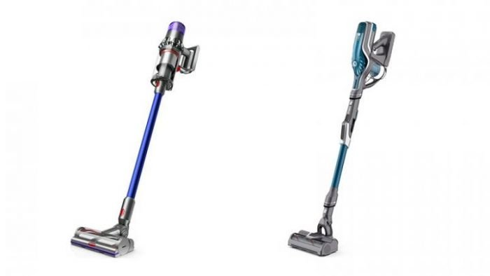 Aspirateur balai Dyson V11 vs Rowenta Air force 760