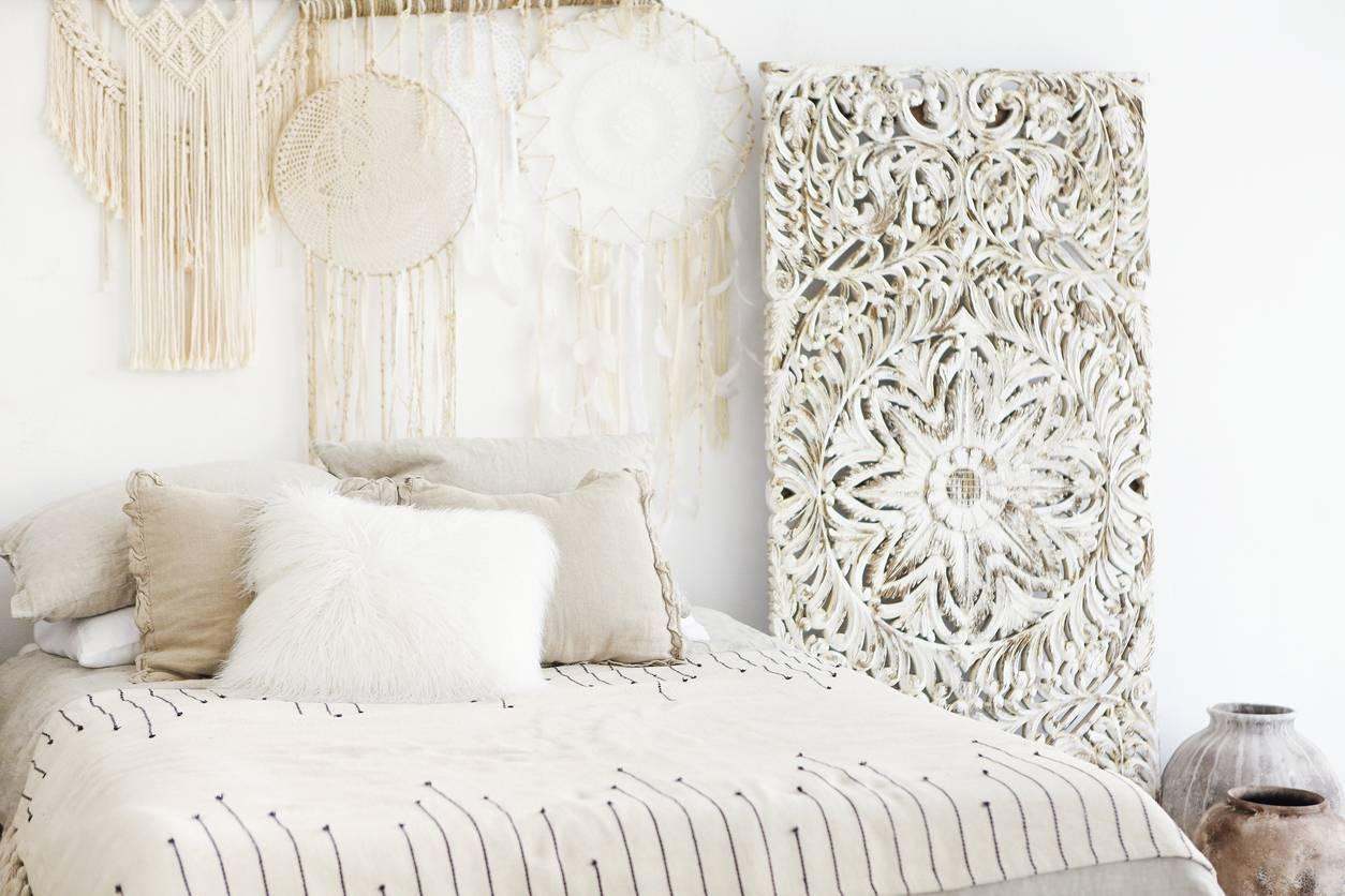 chambre à coucher design