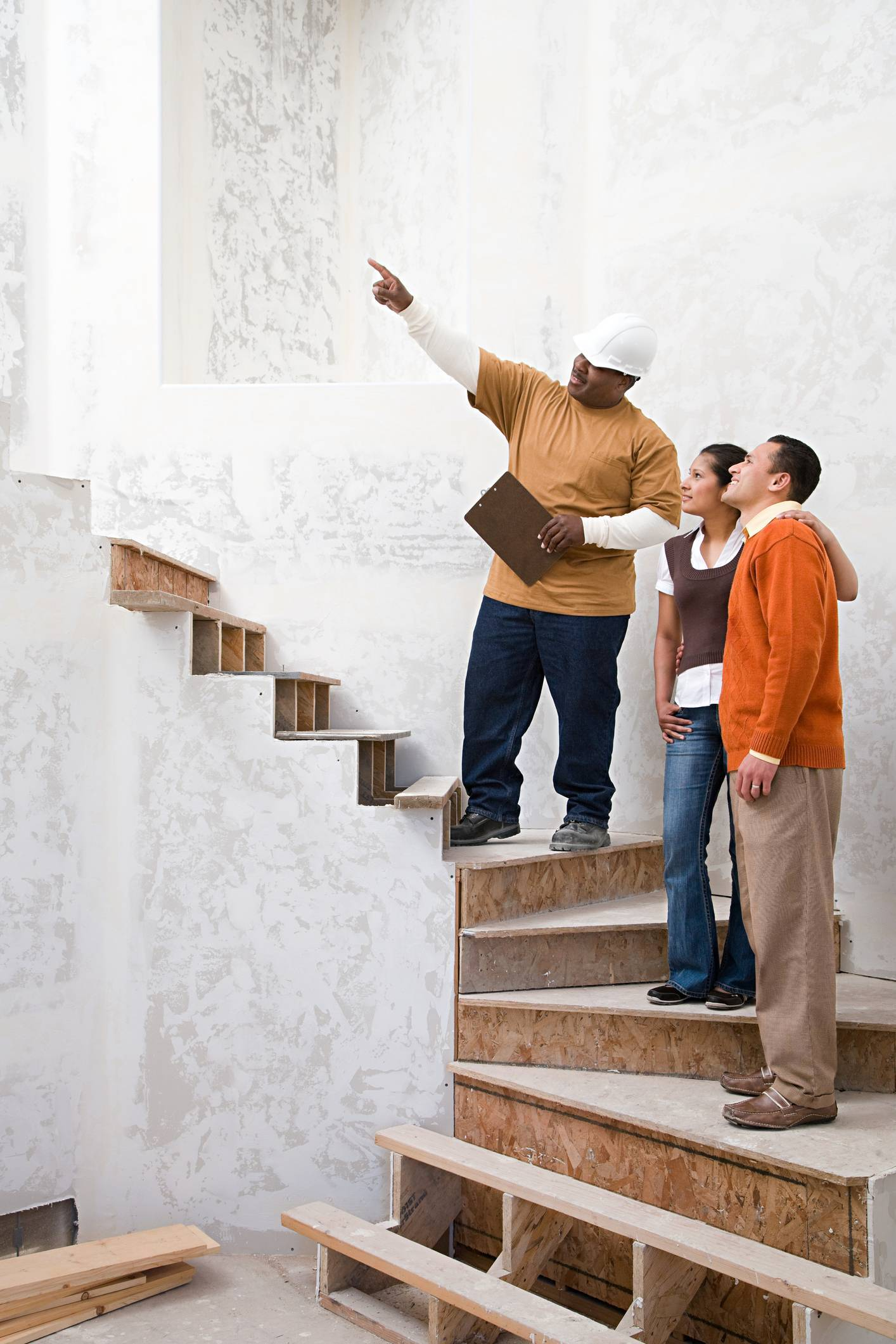 rénovation de maison fabrication d'escalier sur mesure