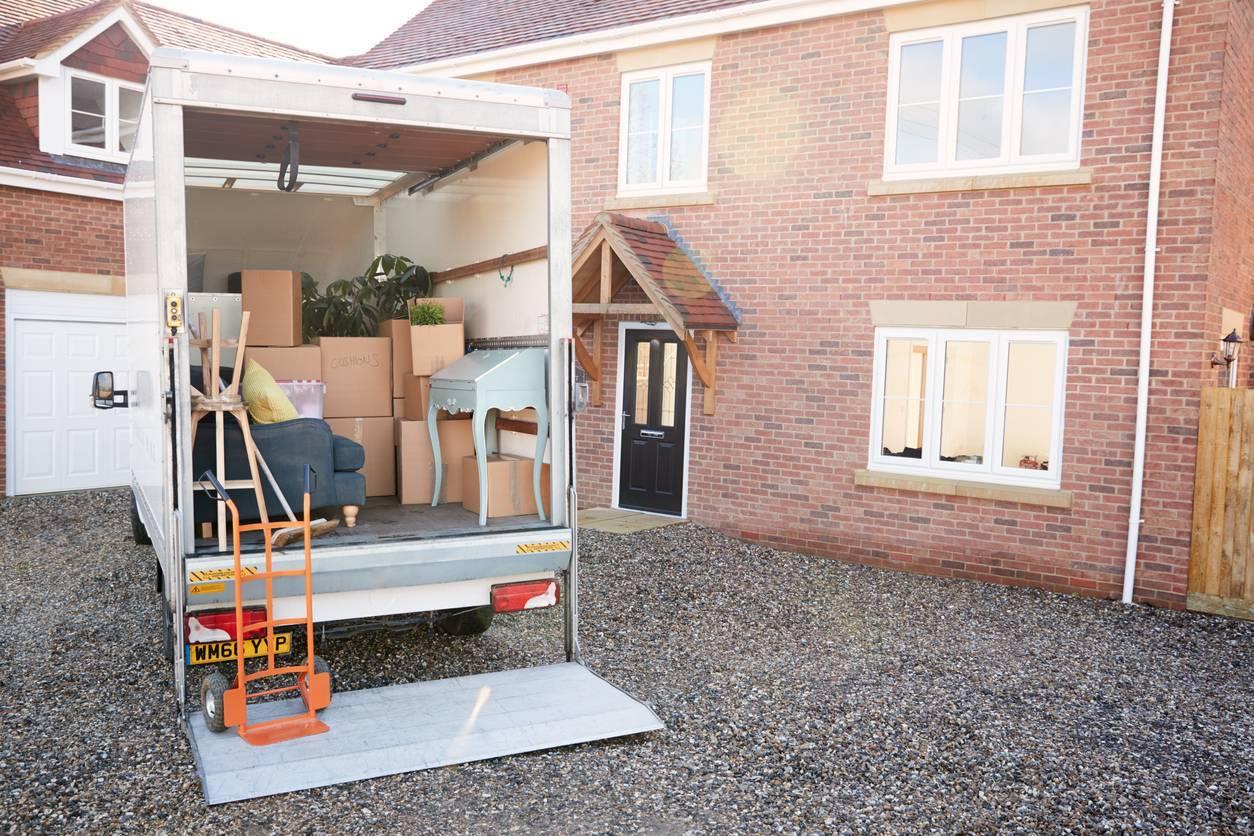 Stockage des meubles entre deux déménagements