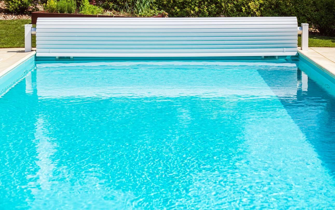 volet roulant piscine sécuriser piscine