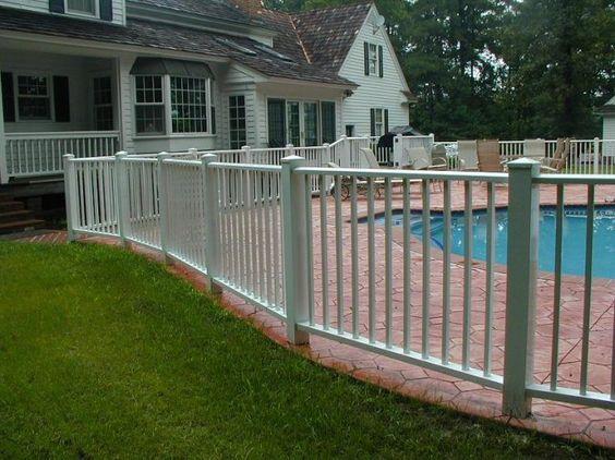 Sécurité piscine : barrière