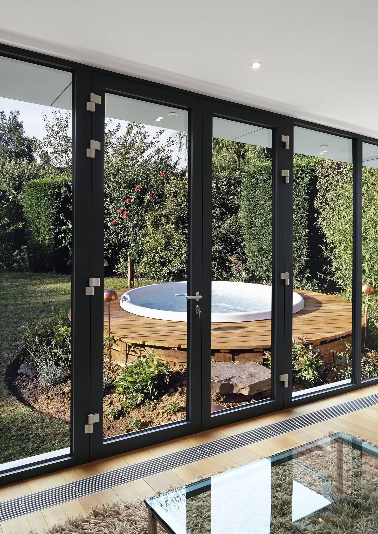 fenêtre en aluminium recyclé hydro circal